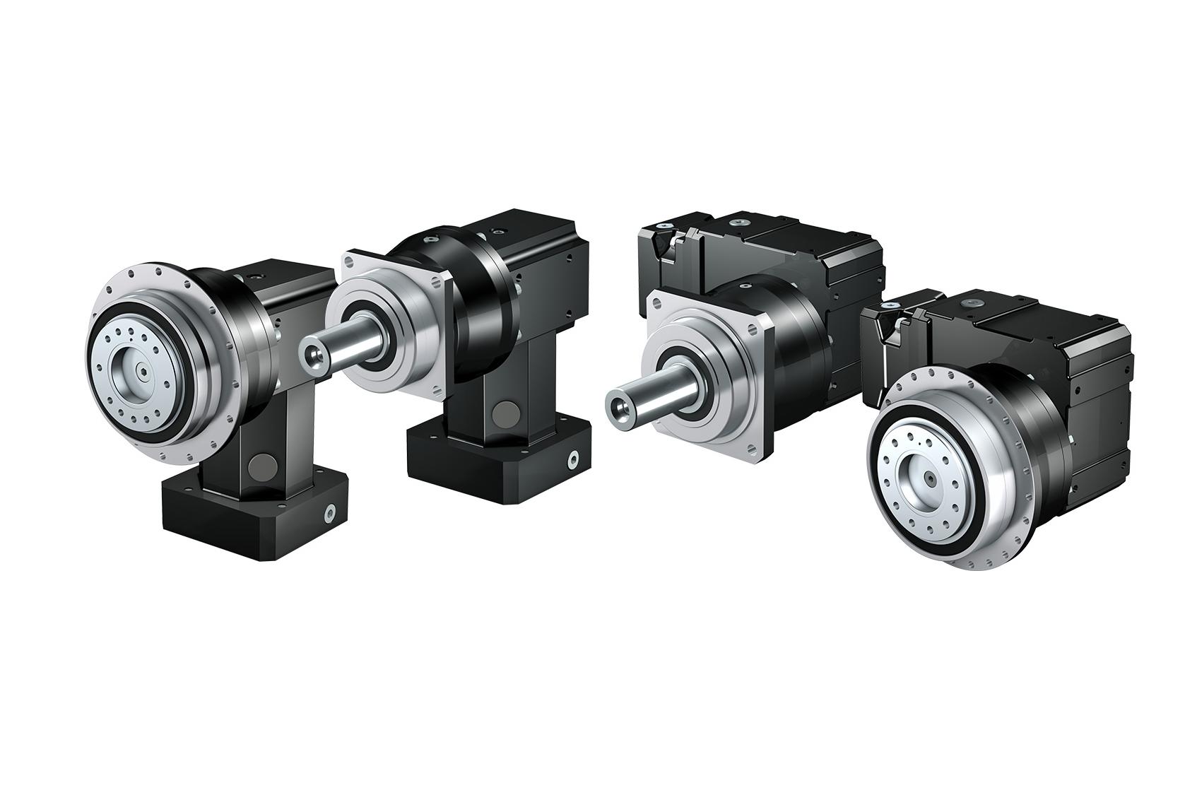 Lösungen für Koaxial- und Winkelgetriebe