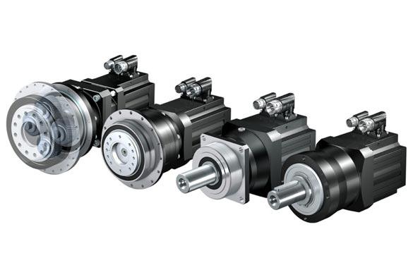 Servo-Planetengetriebemotoren