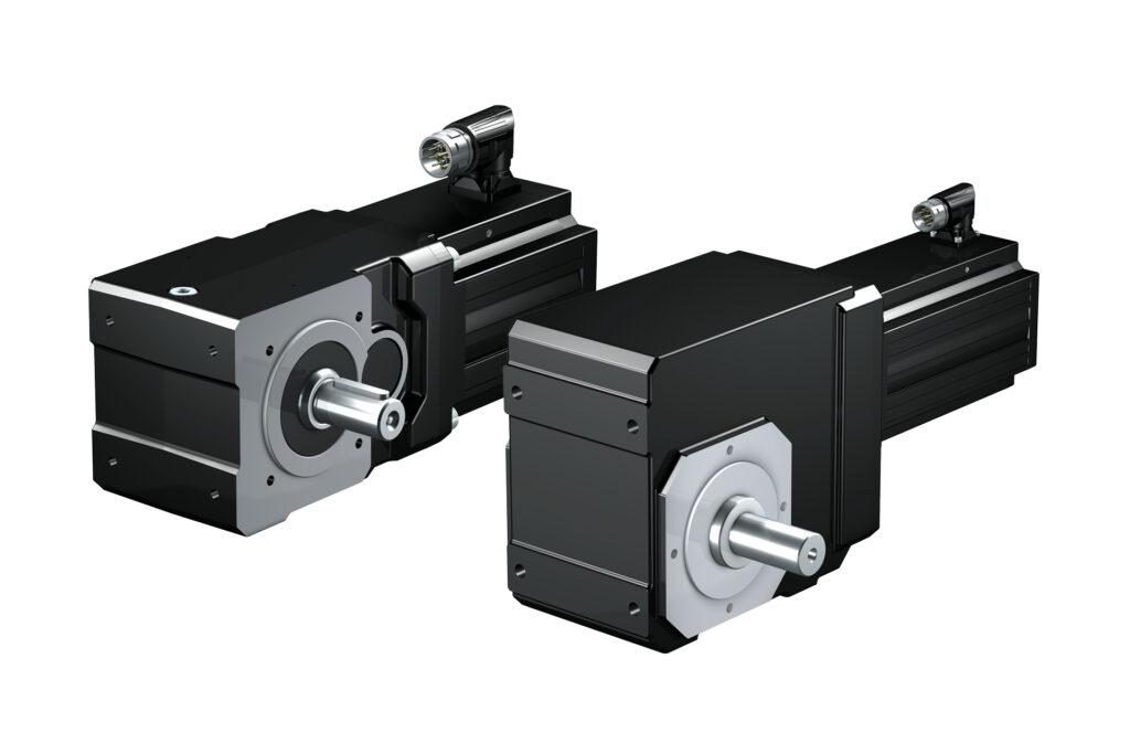 Lean-Kegelradgetriebemotoren