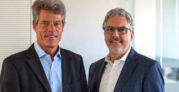 Managing Directors Andreas Thiel and Patrick Stöber