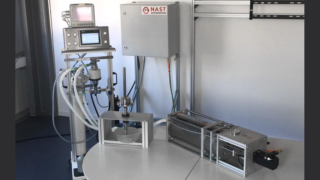Pforzheim companies fit mobile ventilators with STOBER components