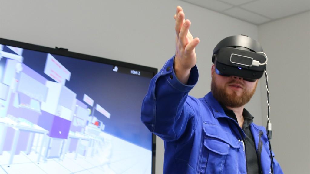 Virtual Reality mit Start-ups R3DT