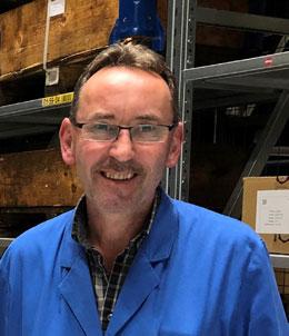 Ralf Supper, Segmentleiter Logistik Werk 3